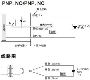 全金属封装接近传感器-全金属感应接近开关kjt-j8mqs