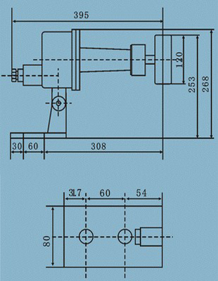 打滑检测开关(皮带打滑保护)-速度打滑检测器-带式机