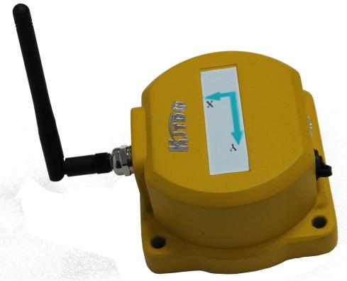 无线倾角传感器发射器